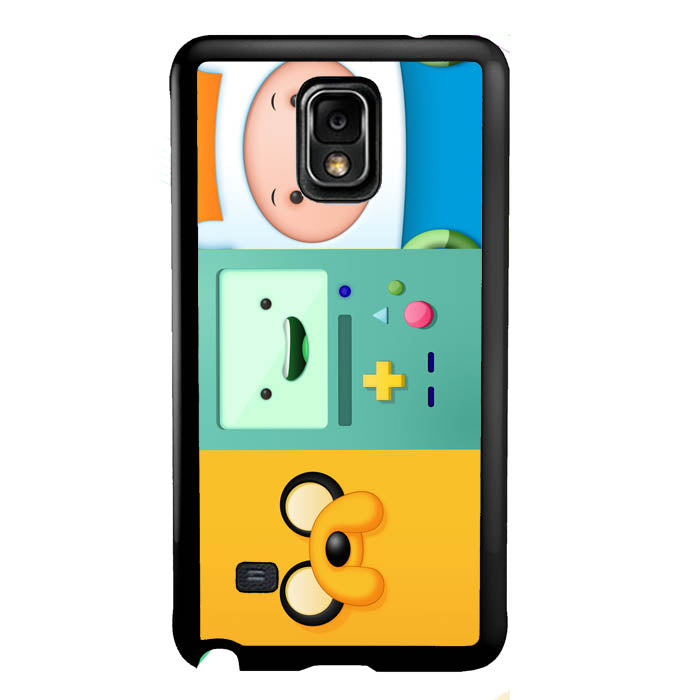 jake and finn1 A0134 Samsung Galaxy Note 4 Case New Year Gifts 2020-Samsung Galaxy Note 4 Cases-Recovery Case