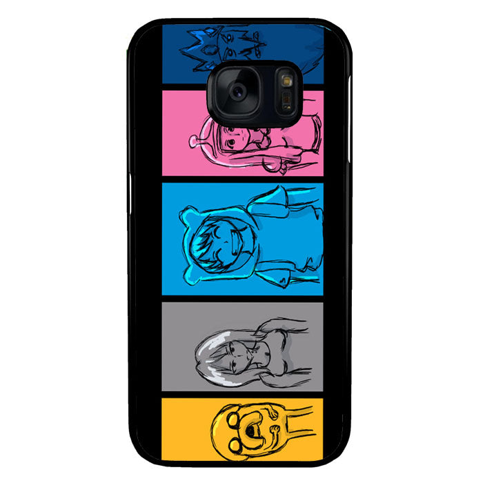 jake and fin A0135 Samsung Galaxy S7 Case New Year Gifts 2020-Samsung Galaxy S7 Cases-Recovery Case