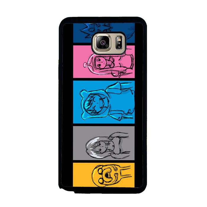 jake and fin A0135 Samsung Galaxy Note 5 Case New Year Gifts 2020-Samsung Galaxy Note 5 Cases-Recovery Case