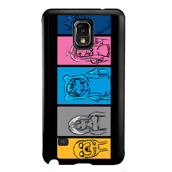 jake and fin A0135 Samsung Galaxy Note 4 Case New Year Gifts 2020-Samsung Galaxy Note 4 Cases-Recovery Case