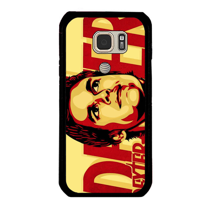 Michael C Hall Dexter A0104 Samsung Galaxy S7 Active Case New Year Gifts 2020-Samsung Galaxy S7 Active Cases-Recovery Case