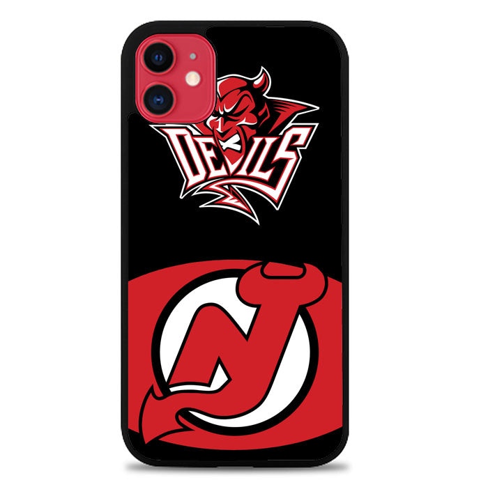 New Jersey Devils A0092 iPhone 11 Case