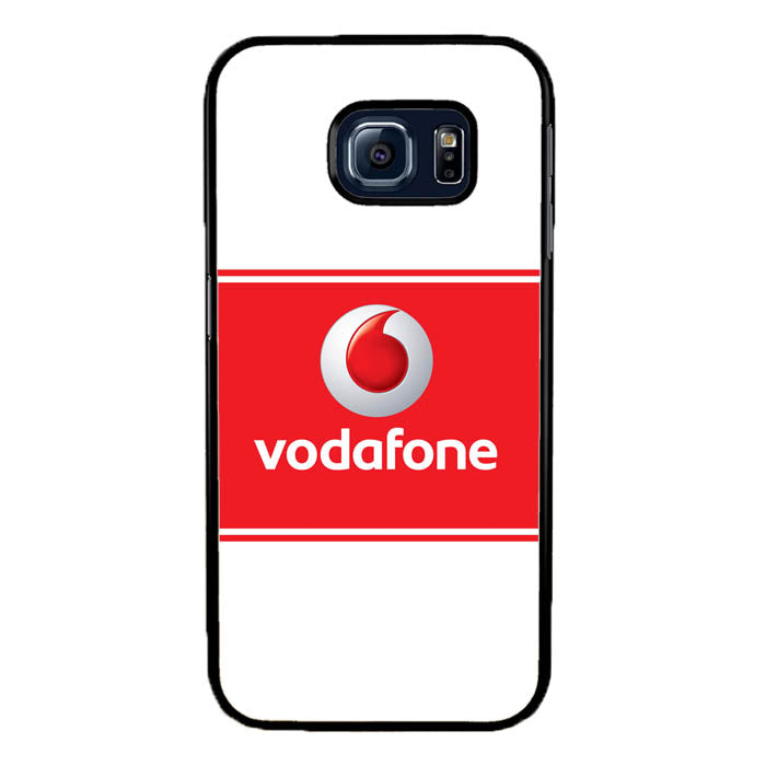 Vodafone McLaren Mercedes F1 Team A0014 Samsung Galaxy S7 Edge Case New Year Gifts 2020-Samsung Galaxy S7 Edge Cases-Recovery Case