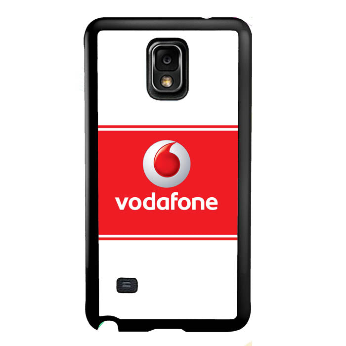 Vodafone McLaren Mercedes F1 Team A0014 Samsung Galaxy Note 4 Case New Year Gifts 2020-Samsung Galaxy Note 4 Cases-Recovery Case