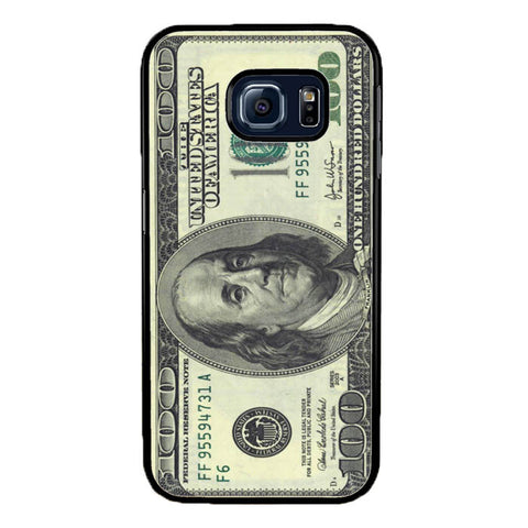 100 US Dollar A0242  Samsung Galaxy S7 Edge Cover Cases