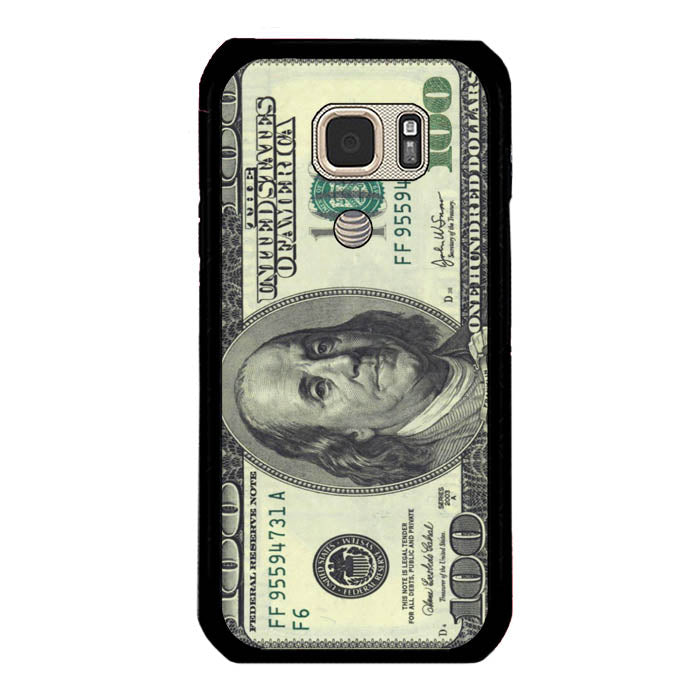 100 US Dollar A0242 Samsung Galaxy S7 Active Case New Year Gifts 2020-Samsung Galaxy S7 Active Cases-Recovery Case