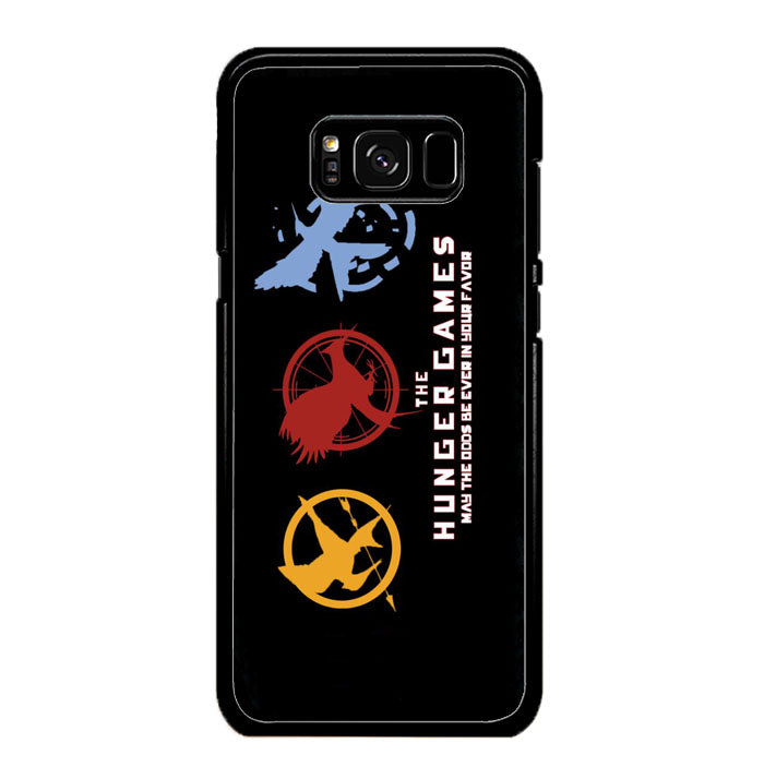 Hunger Game A0290 Samsung Galaxy S8 Case New Year Gifts 2020-Samsung Galaxy S8 Cases-Recovery Case