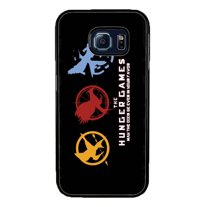 Hunger Game A0290 Samsung Galaxy S7 Edge Case New Year Gifts 2020-Samsung Galaxy S7 Edge Cases-Recovery Case