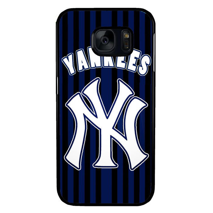 MLB New York Yankees Team Logo NY Yankees A0335 Samsung Galaxy S7 Case New Year Gifts 2020-Samsung Galaxy S7 Cases-Recovery Case