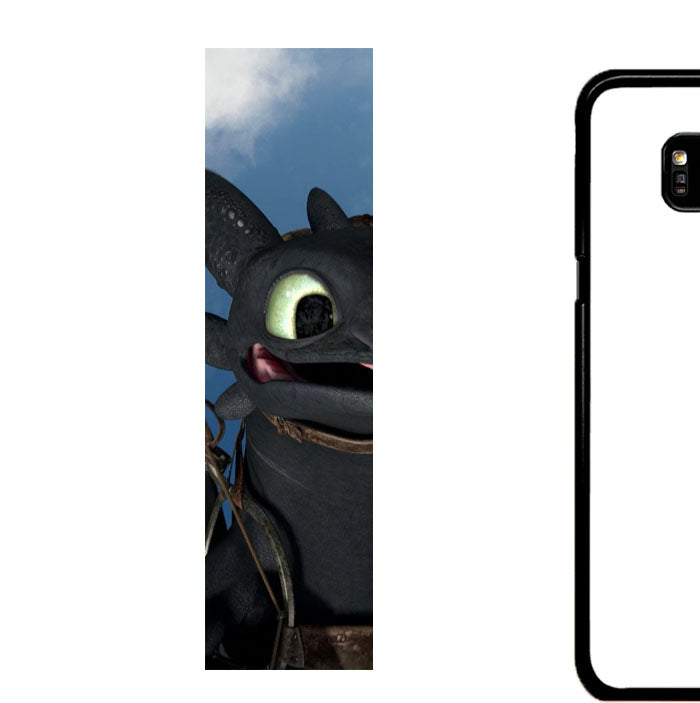 Night Fury Toothless How To The Dragon A0413 Samsung Galaxy S8 Plus Case New Year Gifts 2020-Samsung Galaxy S8 Plus Cases-Recovery Case