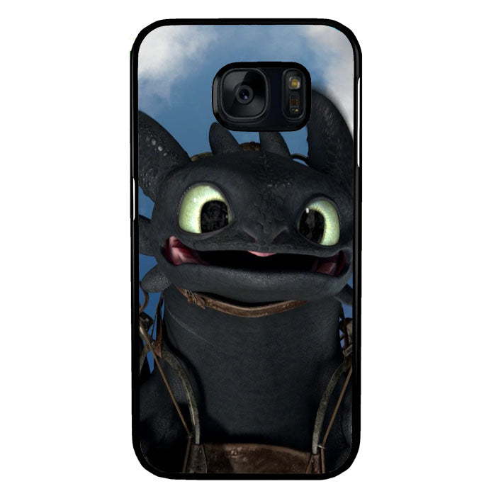 Night Fury Toothless How To The Dragon A0413 Samsung Galaxy S7 Case New Year Gifts 2020-Samsung Galaxy S7 Cases-Recovery Case