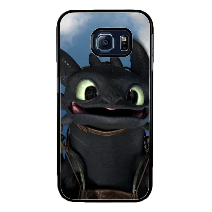 Night Fury Toothless How To The Dragon A0413 Samsung Galaxy S7 Edge Case New Year Gifts 2020-Samsung Galaxy S7 Edge Cases-Recovery Case
