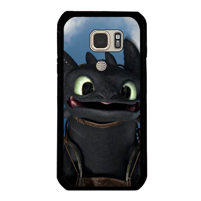 Night Fury Toothless How To The Dragon A0413 Samsung Galaxy S7 Active Case New Year Gifts 2020-Samsung Galaxy S7 Active Cases-Recovery Case