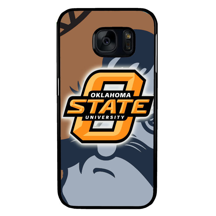 Hot New Design Oklahoma State Cowboys Logo A0429 Samsung Galaxy S7 Case New Year Gifts 2020-Samsung Galaxy S7 Cases-Recovery Case