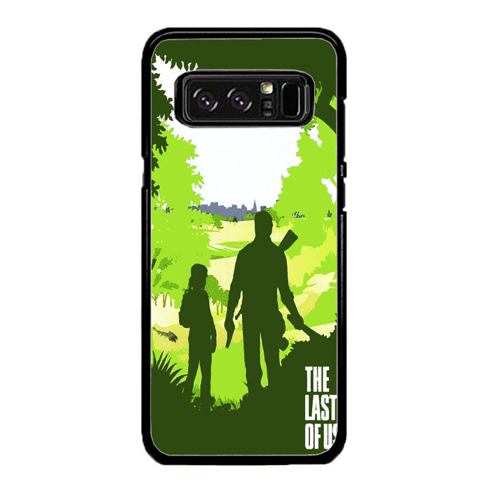 Ellie and Joel - The Last of Us A0571 Samsung Galaxy Note 8 Case New Year Gifts 2020-Samsung Galaxy Note 8 Cases-Recovery Case