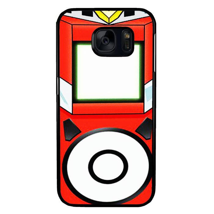 Digimon Fusion Loader Red A0586 Samsung Galaxy S7 Case New Year Gifts 2020-Samsung Galaxy S7 Cases-Recovery Case