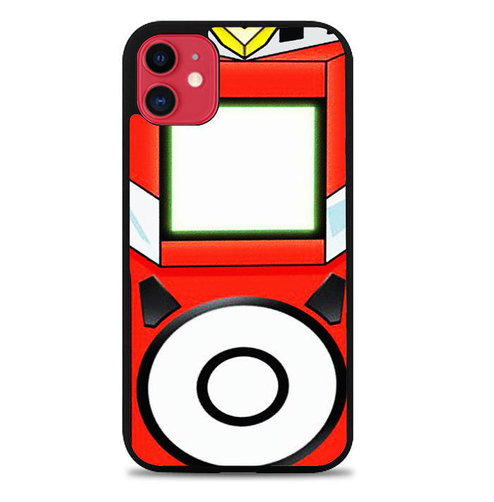 Digimon Fusion Loader Red A0586 iPhone 11 Case