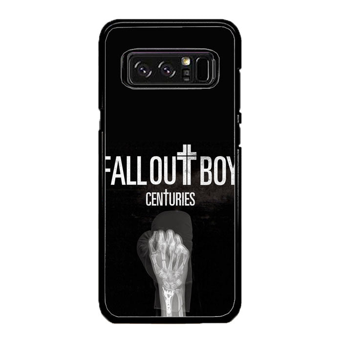 Fall Out Boy Centuries FOB Logo A0596 Samsung Galaxy Note 8 Case New Year Gifts 2020-Samsung Galaxy Note 8 Cases-Recovery Case
