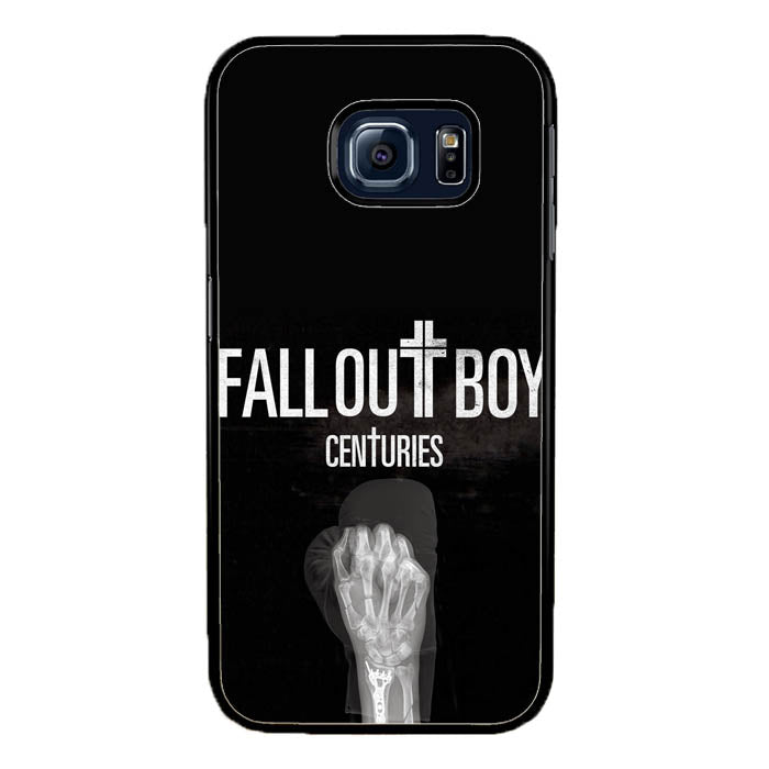 Fall Out Boy Centuries FOB Logo A0596 Samsung Galaxy S7 Edge Case New Year Gifts 2020-Samsung Galaxy S7 Edge Cases-Recovery Case