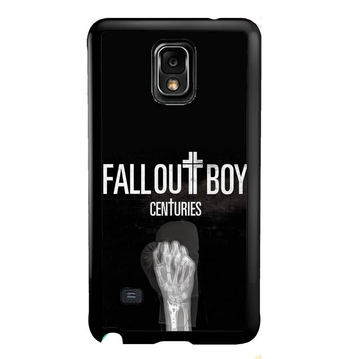 Fall Out Boy Centuries FOB Logo A0596 Samsung Galaxy Note 4 Case New Year Gifts 2020-Samsung Galaxy Note 4 Cases-Recovery Case