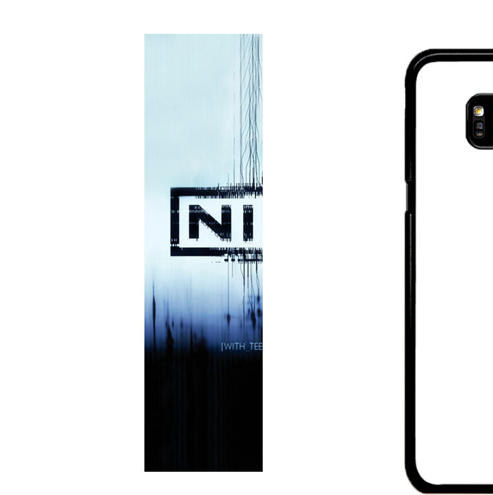Nine Inch Nails NIN with teeth A0729 Samsung Galaxy S8 Plus Case New Year Gifts 2020-Samsung Galaxy S8 Plus Cases-Recovery Case