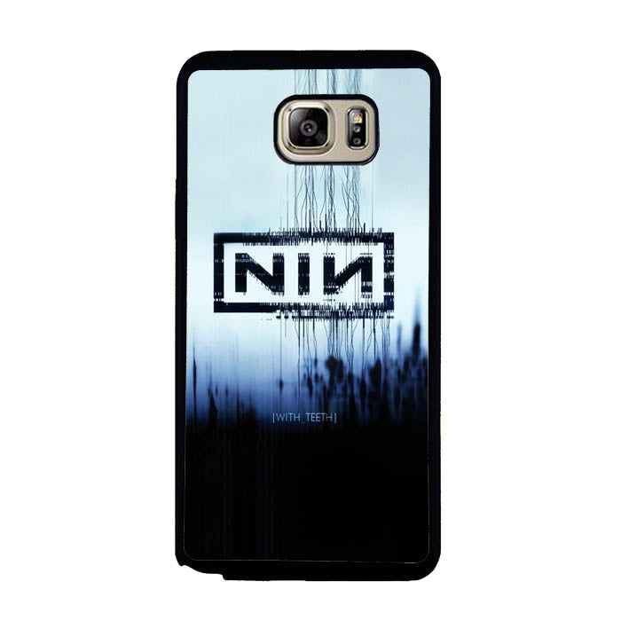 Nine Inch Nails NIN with teeth A0729 Samsung Galaxy Note 5 Case New Year Gifts 2020-Samsung Galaxy Note 5 Cases-Recovery Case