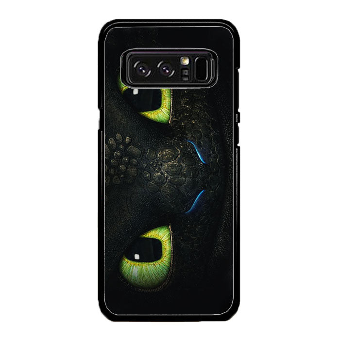 Toothless A0788 Samsung Galaxy Note 8 Case New Year Gifts 2020-Samsung Galaxy Note 8 Cases-Recovery Case