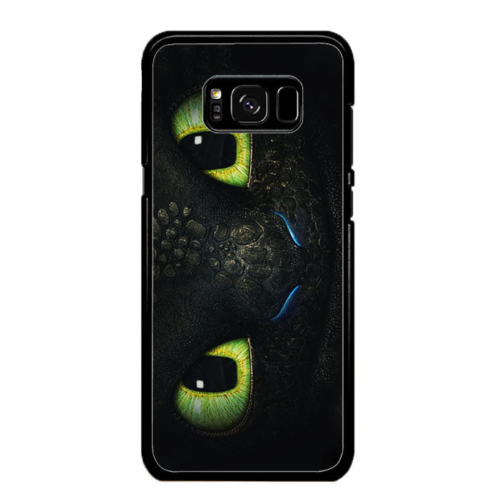 Toothless A0788 Samsung Galaxy S8 Case New Year Gifts 2020-Samsung Galaxy S8 Cases-Recovery Case