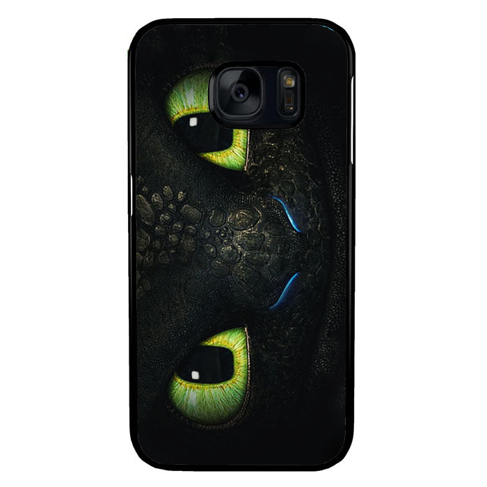 Toothless A0788 Samsung Galaxy S7 Case New Year Gifts 2020-Samsung Galaxy S7 Cases-Recovery Case