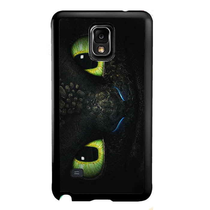Toothless A0788 Samsung Galaxy Note 4 Case New Year Gifts 2020-Samsung Galaxy Note 4 Cases-Recovery Case