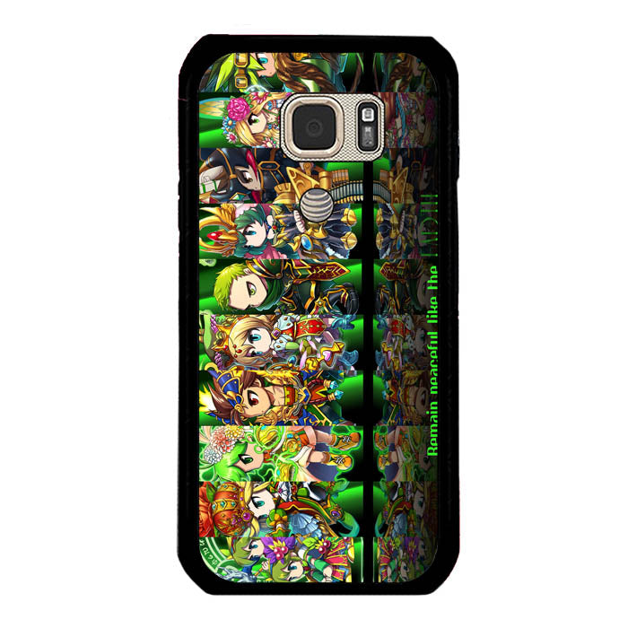 Brave Frontier Earth A0922 Samsung Galaxy S7 Active Case New Year Gifts 2020-Samsung Galaxy S7 Active Cases-Recovery Case
