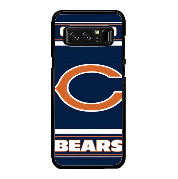 Chicago Bears A0949 Samsung Galaxy Note 8 Case New Year Gifts 2020-Samsung Galaxy Note 8 Cases-Recovery Case