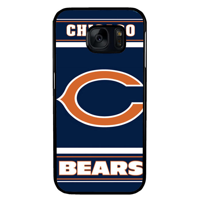Chicago Bears A0949 Samsung Galaxy S7 Case New Year Gifts 2020-Samsung Galaxy S7 Cases-Recovery Case