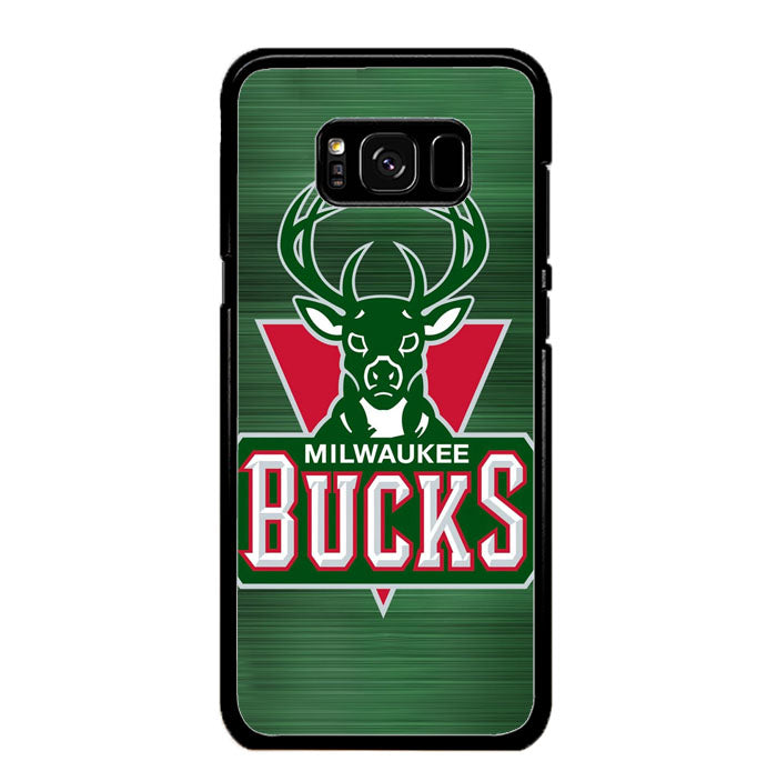 Milwaukee Bucks Basketball Team deer A1086 Samsung Galaxy S8 Case New Year Gifts 2020-Samsung Galaxy S8 Cases-Recovery Case