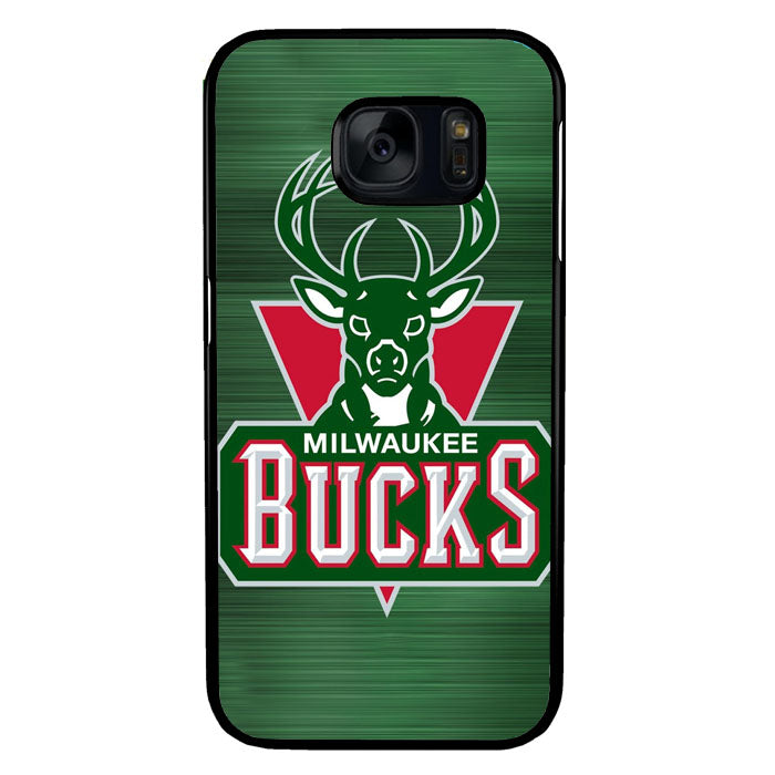 Milwaukee Bucks Basketball Team deer A1086 Samsung Galaxy S7 Case New Year Gifts 2020-Samsung Galaxy S7 Cases-Recovery Case