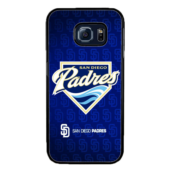 San Diego Padre Baseball Team A1144 Samsung Galaxy S7 Edge Case New Year Gifts 2020-Samsung Galaxy S7 Edge Cases-Recovery Case