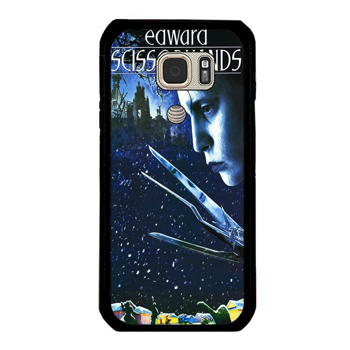 Edward Scissorhands A1275 Samsung Galaxy S7 Active Case New Year Gifts 2020-Samsung Galaxy S7 Active Cases-Recovery Case