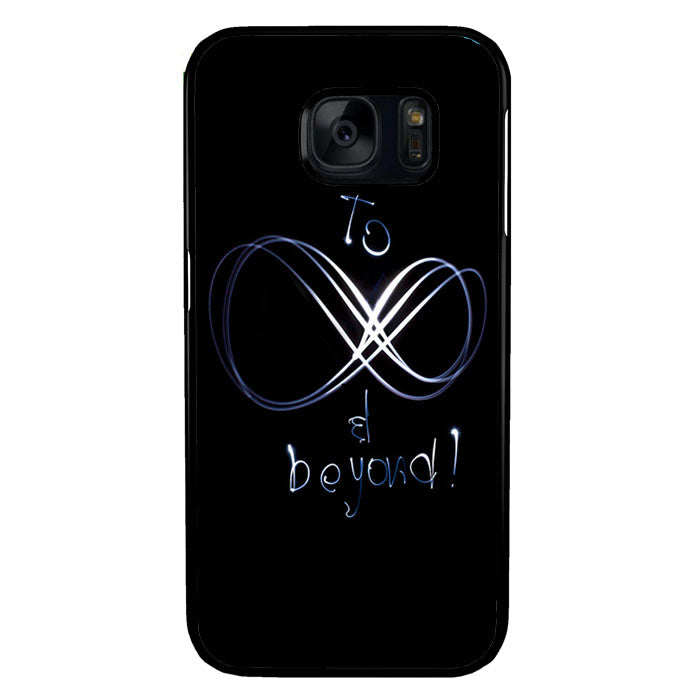 to be infinity and beyond light A1325 Samsung Galaxy S7 Case New Year Gifts 2020-Samsung Galaxy S7 Cases-Recovery Case