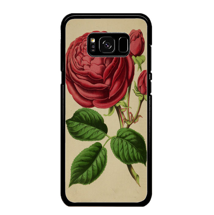 Vintage Rose A1341 Samsung Galaxy S8 Case New Year Gifts 2020-Samsung Galaxy S8 Cases-Recovery Case