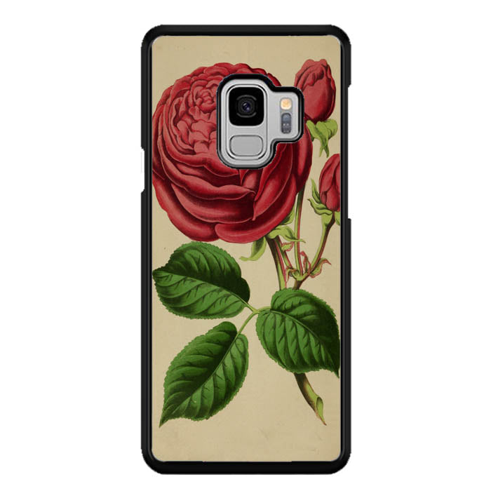 Vintage Rose A1341 Samsung Galaxy S9 Case New Year Gifts 2020-Samsung Galaxy S9 Cases-Recovery Case