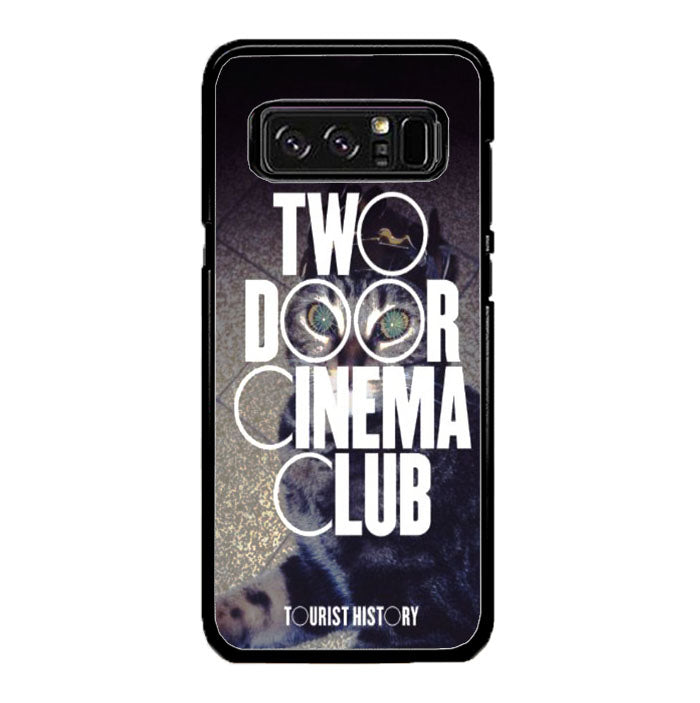 Two Door Cinema Club Tourist History A1348 Samsung Galaxy Note 8 Case New Year Gifts 2020-Samsung Galaxy Note 8 Cases-Recovery Case