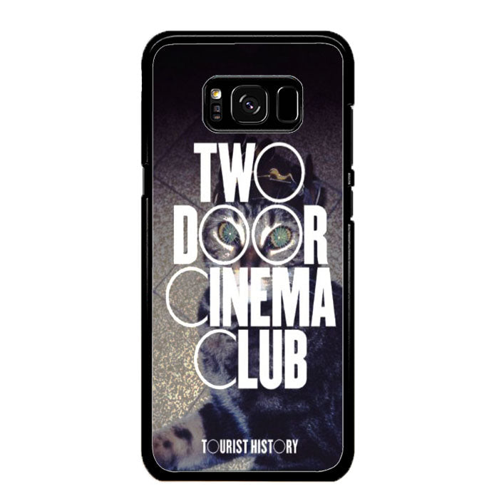 Two Door Cinema Club Tourist History A1348 Samsung Galaxy S8 Case New Year Gifts 2020-Samsung Galaxy S8 Cases-Recovery Case