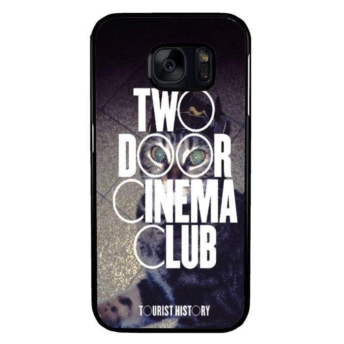 Two Door Cinema Club Tourist History A1348 Samsung Galaxy S7 Case New Year Gifts 2020-Samsung Galaxy S7 Cases-Recovery Case