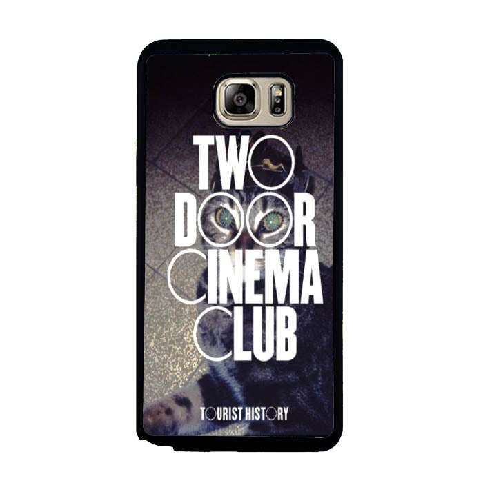 Two Door Cinema Club Tourist History A1348 Samsung Galaxy Note 5 Case New Year Gifts 2020-Samsung Galaxy Note 5 Cases-Recovery Case