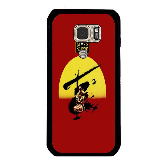 Miss Saigon Broadway Musical A1420 Samsung Galaxy S7 Active Case New Year Gifts 2020-Samsung Galaxy S7 Active Cases-Recovery Case