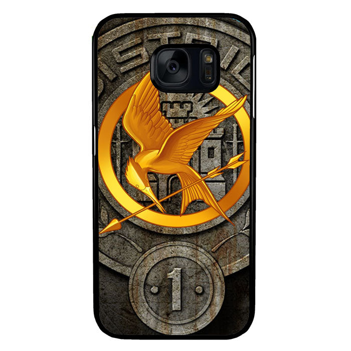 The Hunger Games Phoenix District 1 Logo Fire Arrow A1461 Samsung Galaxy S7 Case New Year Gifts 2020-Samsung Galaxy S7 Cases-Recovery Case