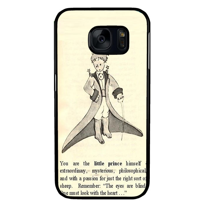 Little prince quote A1508 Samsung Galaxy S7 Case New Year Gifts 2020-Samsung Galaxy S7 Cases-Recovery Case