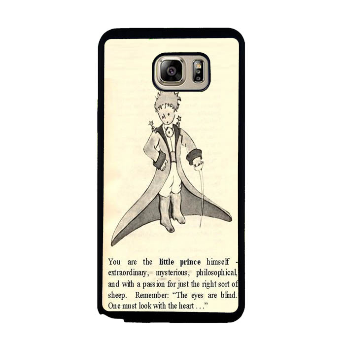 Little prince quote A1508 Samsung Galaxy Note 5 Case New Year Gifts 2020-Samsung Galaxy Note 5 Cases-Recovery Case