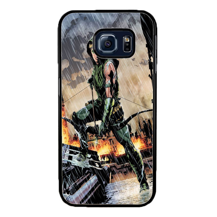 Arrow US TV series Green A1557 Samsung Galaxy S7 Edge Case New Year Gifts 2020-Samsung Galaxy S7 Edge Cases-Recovery Case