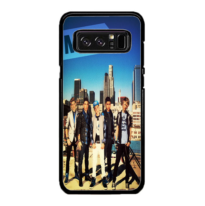 Im5 A1565 Samsung Galaxy Note 8 Case New Year Gifts 2020-Samsung Galaxy Note 8 Cases-Recovery Case